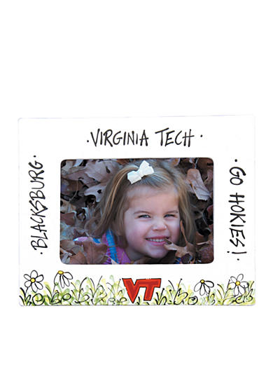 Virginia Tech Hokies 4x6 Frame