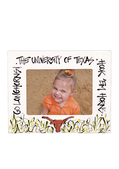 Magnolia Lane Texas Longhorns 4 x 6 Frame