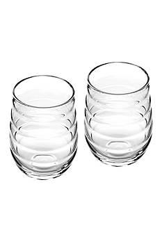 Portmeirion SC GLASS HIBALL S/2