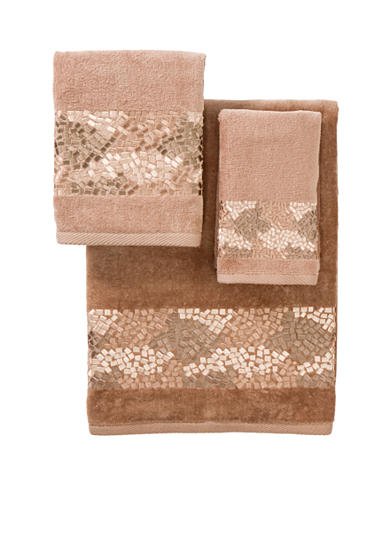 Croscill Mosaic Towel Collection