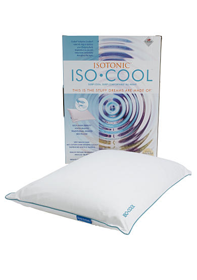 Isotonic Iso-Cool Visco Memory Foam Pillow