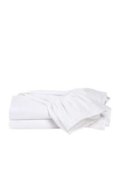 MaryJane's Home Eyelet Sheet Set