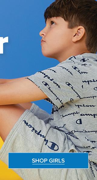 Activewear. Get all your favorite brands. Shop Girls.