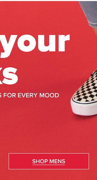 Get your kicks. Fashion sneakers for every mood. Shop Mens.