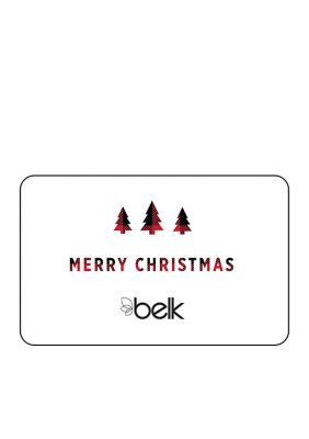 Merry Christmas Gift Card