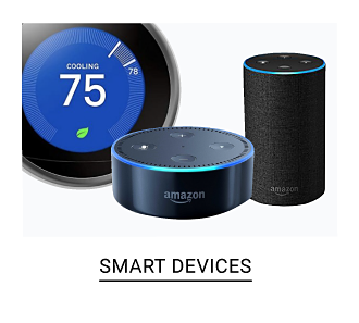 An assortment of smart devices for the home. Shop Smart Devices for the Home.