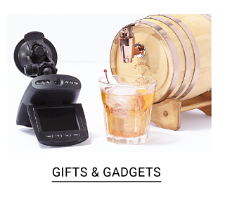 Shop gifts & gadgets.