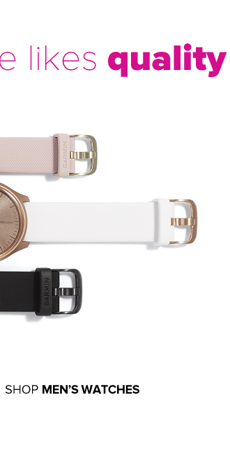 Shop men's watches.