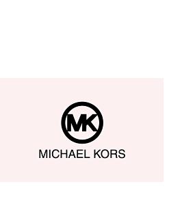 Shop designer brands. Michael Kors.