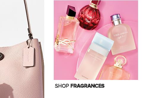 A variety of frgrances. Shop fragrances.
