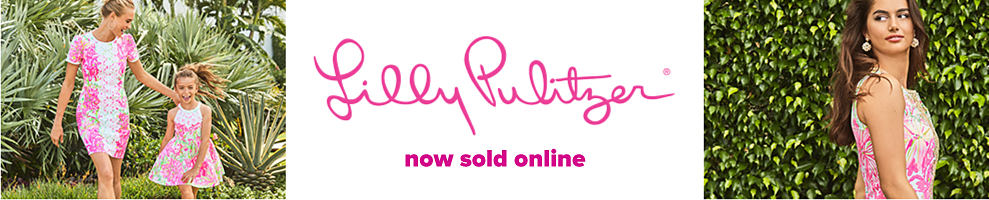 Lilly Pulitzer Now sold online. Shop Now