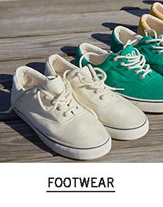 Shop Footwear.