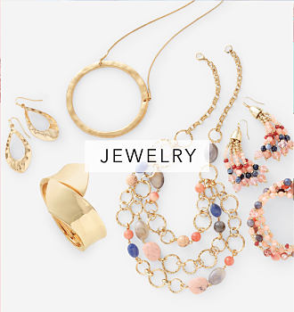 An assortment of fashion jewelry. Jewelry. Shop now