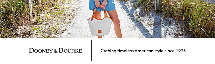 Dooney & Bourke Crafting timeless American style since 1975