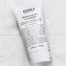 A tube of Kiehl's Since 1851 facial cleanser. Cleansers & scrubs. Shop now.