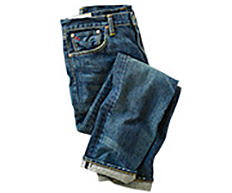 A pair of Polo Ralph Lauren jeans. Shop jeans.