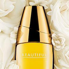 A bottle of Estee Lauder fragrance. Shop fragrances.