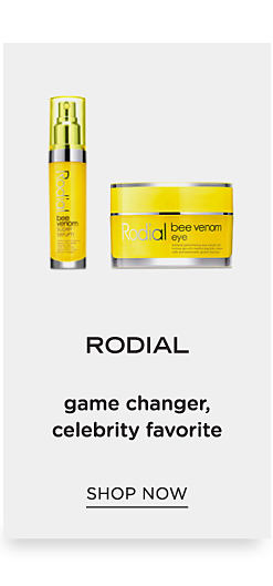 An assortment of Rodiall beauty products. Rodial. Game change, celebrity favorite. Shop now.