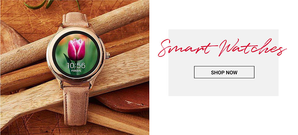 A woman's smart watch. Smart Watches. Shop now.