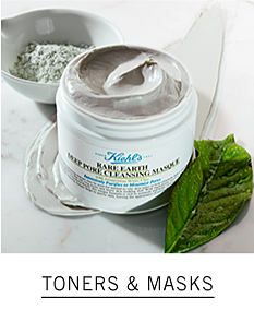 A jar of Kiehl's Since 1851 cleansing mask. Toners & masks. Shop now.