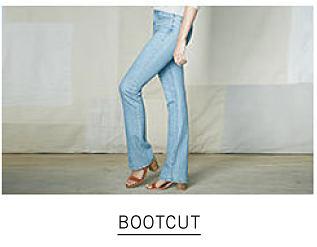Bootcut.