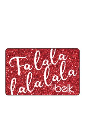Falalala Gift Card