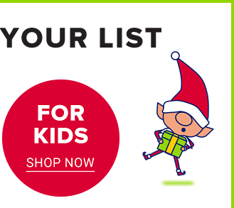 Gifts for Kids. Shop Now.