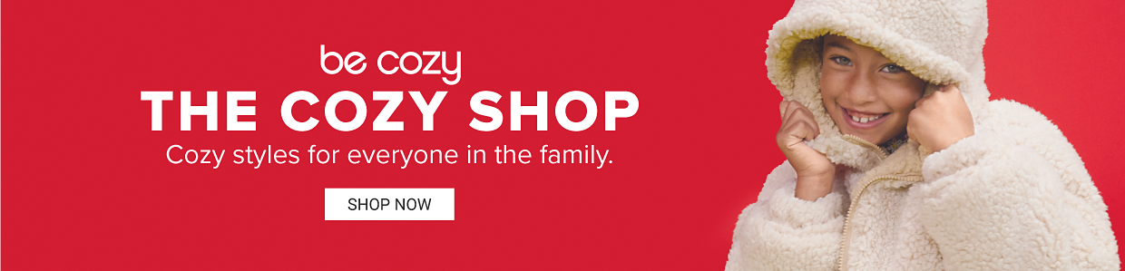 Shop the Cozy Shop