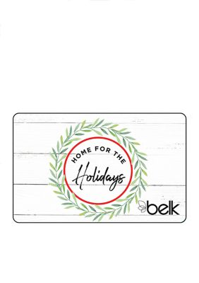 Home for the Holidays Gift Card