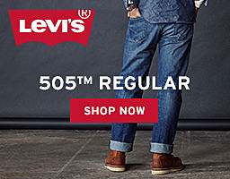 levi men 505 jeans