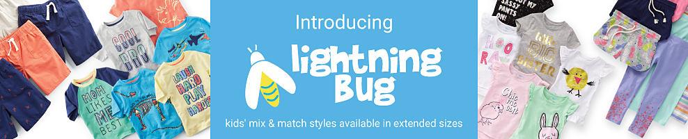 Introducing lightening bug.