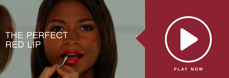 The Perfect Red Lip | Play Now
