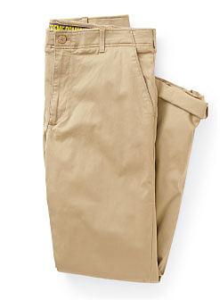 Beige pants. Shop pants.