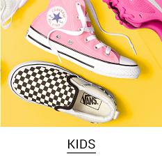 An assortment of Kids Shoes. Shop Kids