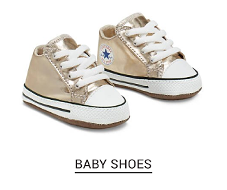 Beige baby sneakers. Shop baby shoes.