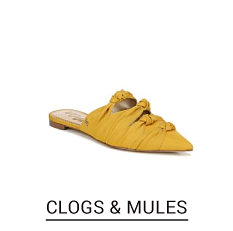 Shop clogs & mules.