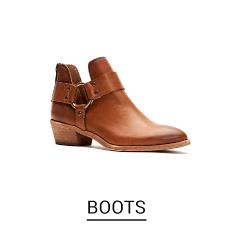 Shop boots.