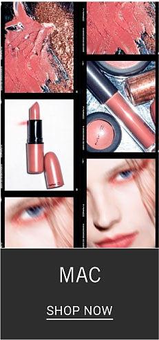 A variety of MAC makeup. MAC. Shop now.