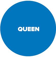 Queen size.