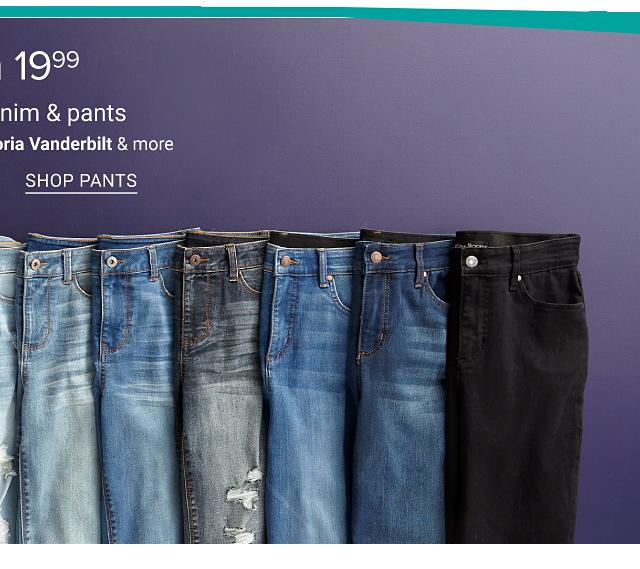 Shop pants.