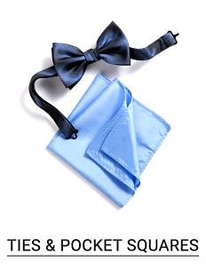 Tie & Pocket Sqares
