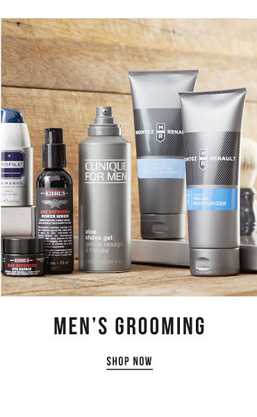 Men's Grooming. Shop now.