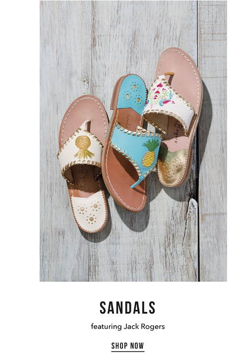 Sandals featuring Jack Rogers - Shop Now