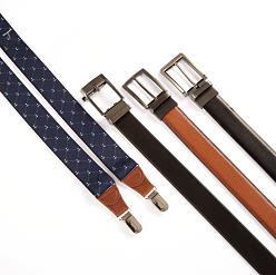 An assortment of men's accessories. Shop accessories.