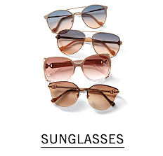 An assortment of sunglassses in a variety of colors & styles. Shop sunglasses.
