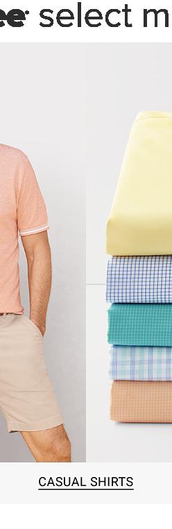 Shop casual shirts.