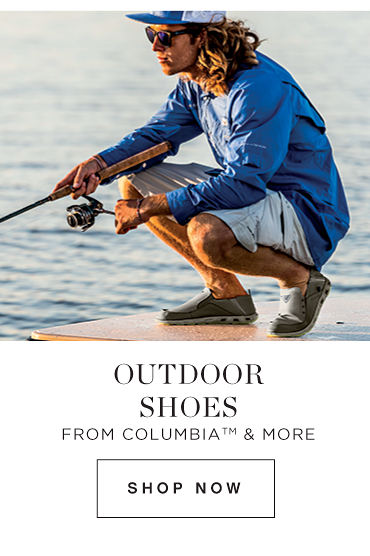 OUTDOOR SHOES FROM COLUMBIA™ & MORE | SHOP NOW