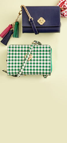 PREPPY PICNIC | Embrace the fever with trending picnic prints, bold statement pieces, fun tassels & charms