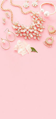 SPRING ROMANCE, This spring, pack your bags with trendy blush nudes & modern florals