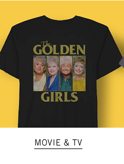 Shop Movie and TV.